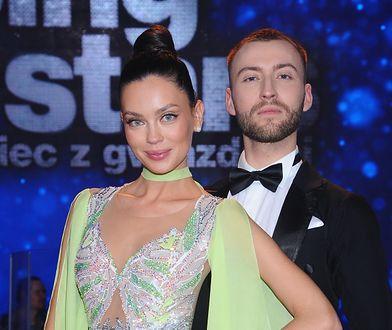 Edyta Zając tańczy w programie z Michałem Bartkiewiczem