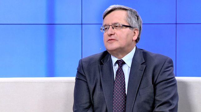 """""""Prezydent Andrzej Duda chciał uwiarygodnić się przed środowiskiem partii rządzącej"""""""