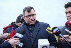 Żona i syn Zbigniewa Stonogi z dozorem policji. Usłyszeli zarzuty