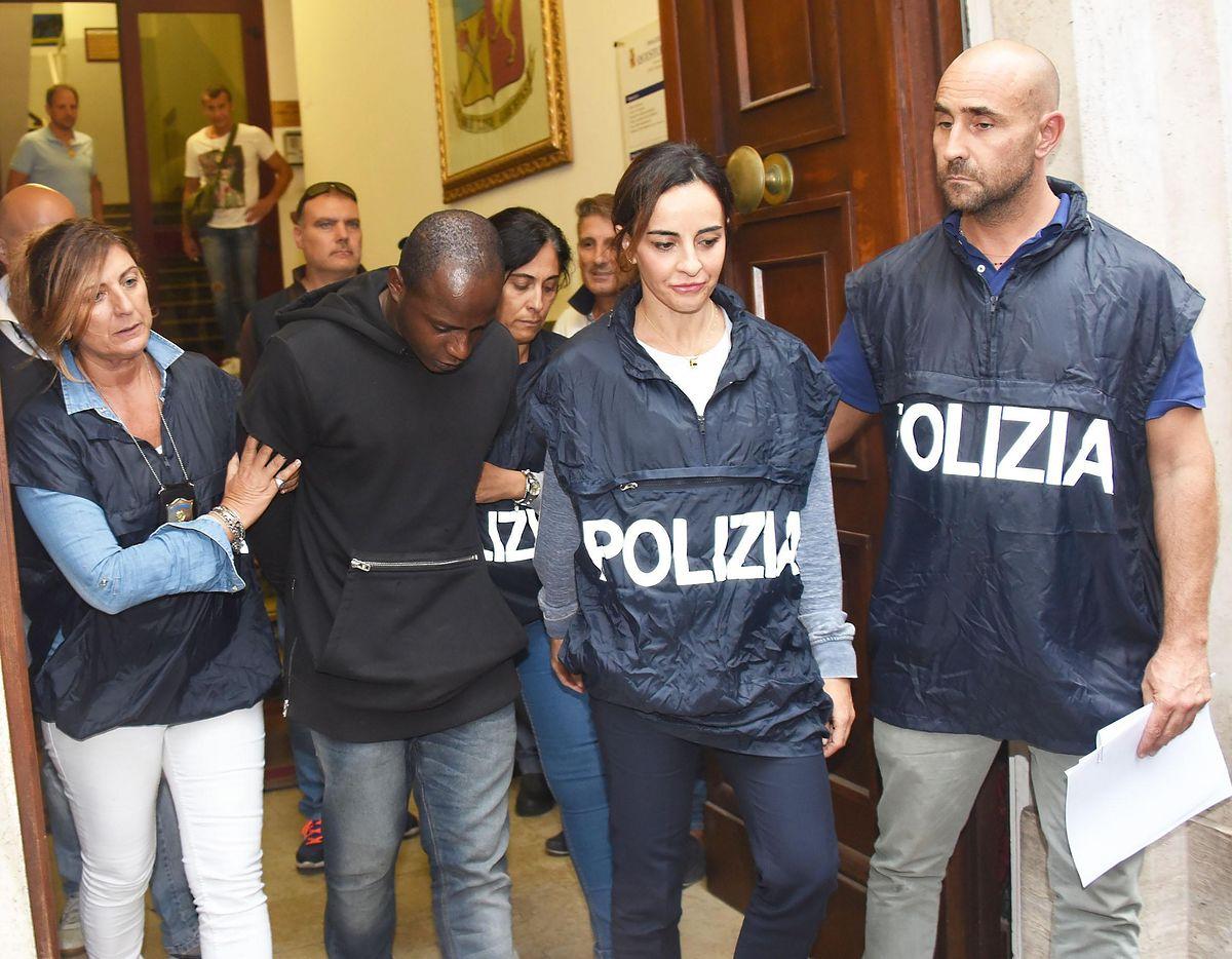 Włochy. Gwałt na Polce w Rimini. Sąd Najwyższy utrzymał wyrok dla Guerlina Butungu
