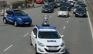 Polscy piłkarze na Euro jak samochody