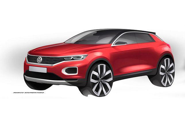 Projekt Volkswagena T-Roca