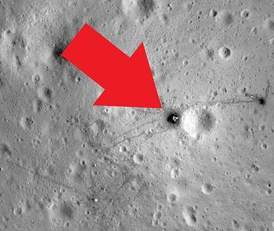 Kosmos: Chandrayaan-2 wylądował na Księżycu.