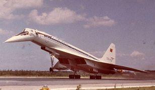 Starszy brat Concorde'a