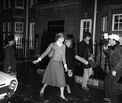 Paparazzi szybko stali się immanentnym elementem życia księżnej Diany