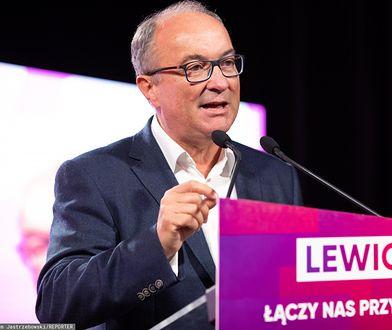 Wybory parlamentarne 2019. Włodzimierz Czarzasty (przewodniczący SLD)