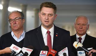 Rozenek będzie walczył o fotel prezydenta stolicy