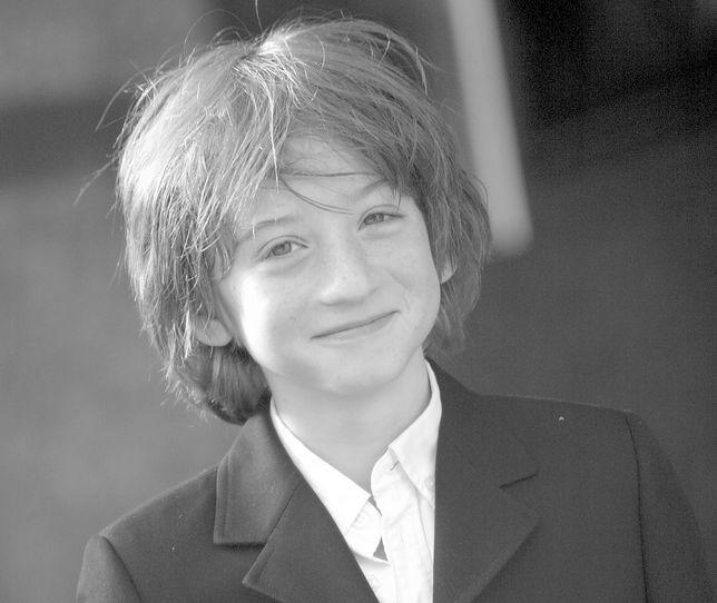 """Raphael Coleman na londyńskiej premierze """"Niani"""" w 2005 r."""