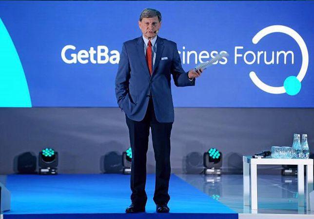 """Leszek Balcerowicz na konferencji GetBack. """"Wykład miałem na grubo przed aferą"""""""