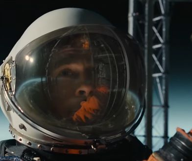 """Brad Pitt w """"Ad Astra"""" wzniósł się na wyżyny aktorstwa"""