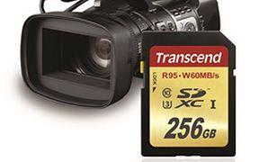 Ogromna karta pamięci SD - aż 256 GB