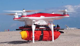 Ryptide: dron, który zastąpi ratownika