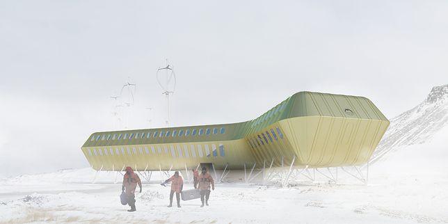 Projekt polskiej stacji naukowej na Antarktydzie