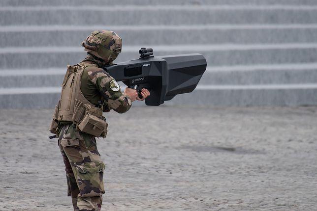 Antydronowa broń - Nerod F5