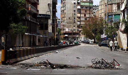 USA konsultują kroki przeciwko inspiratorom walk w Bejrucie