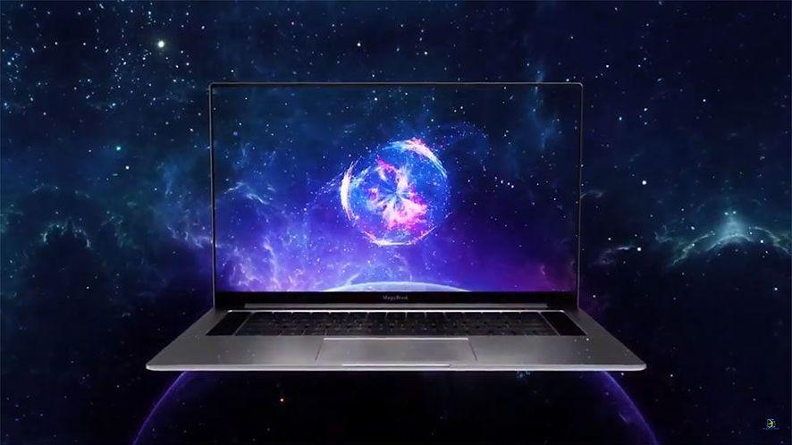 16-calowy ekran, smukła aluminiowa obudowa i dedykowane GPU – oto Honor MagicBook Pro w telegraficznym skrócie, fot. Materiały prasowe