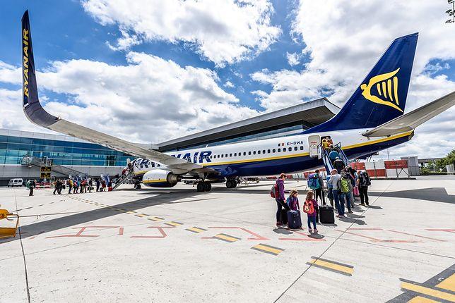 Ryanair oferuje bezpłatne szkolenie