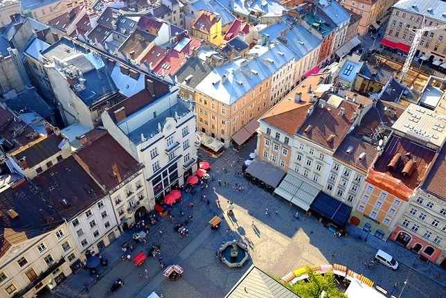 Lwów - miejsce wielu zabytków, śladów polskiej historii i niedrogich atrakcji turystycznych.
