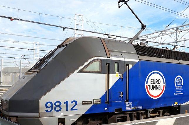 Eurotunel został oddany do użytku w latach 90.