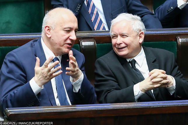 """Wybory parlamentarne. """"Karty obecności"""" mają zmobilizować parlamentarzystów PiS"""
