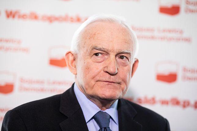 Leszek Miller komentuje słowa Jarosława Kaczyńskiego