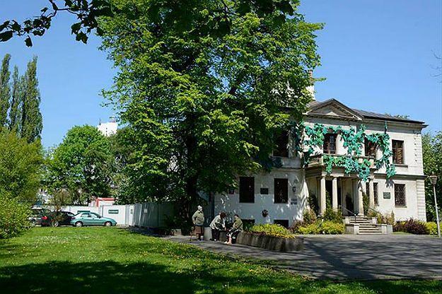 Budynek Muzeum Woli