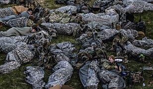 USA. Inauguracja prezydenta Bidena. Ponad 100 żołnierzy Gwardii Narodowej zakażonych SARS-CoV-2