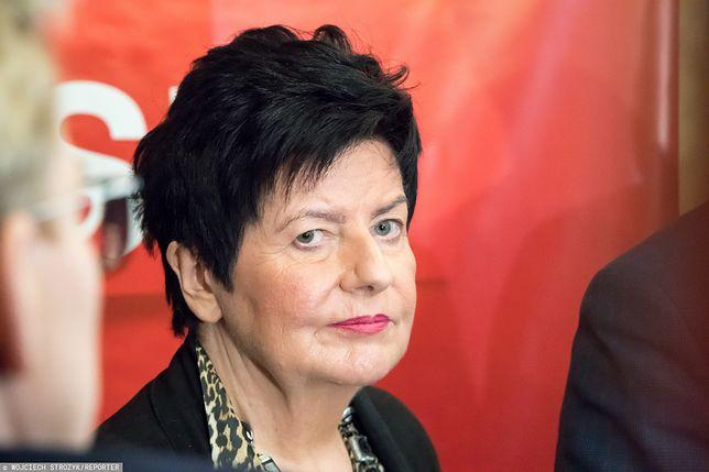 Joanna Senyszyn chce spędzić święta z bliskimi