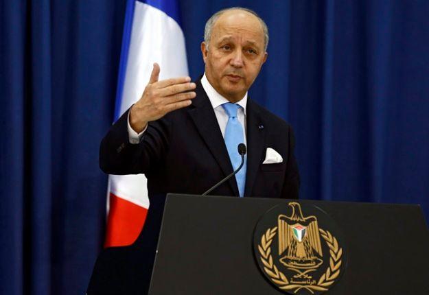 """Szef MSZ Francji ostrzega przed """"eksplozją"""" na Bliskim Wschodzie"""