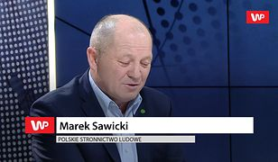 Marek Sawicki: to PiS odradziło Andrzejowi Dudzie wspólny marsz