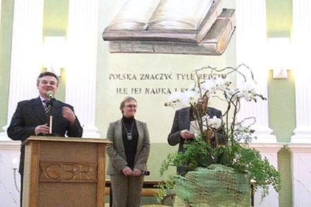 Pierwszy ślub humanistyczny w Polsce