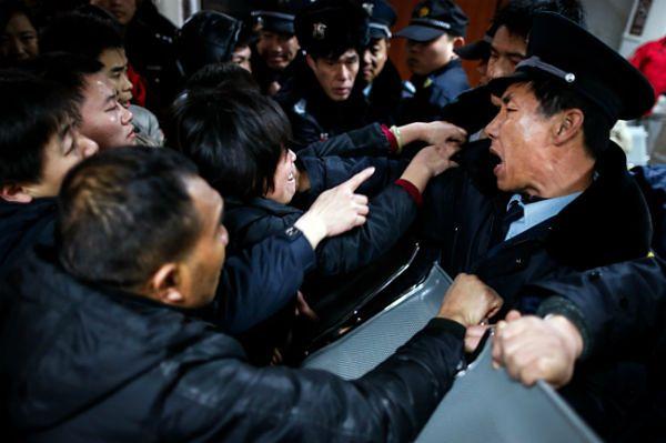 36 ofiar sylwestra w Szanghaju