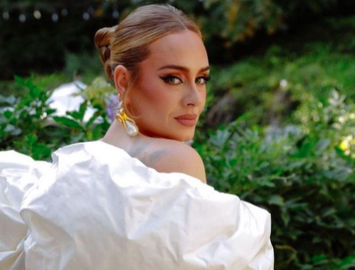 Adele wybrała kreację włoskiego domu mody