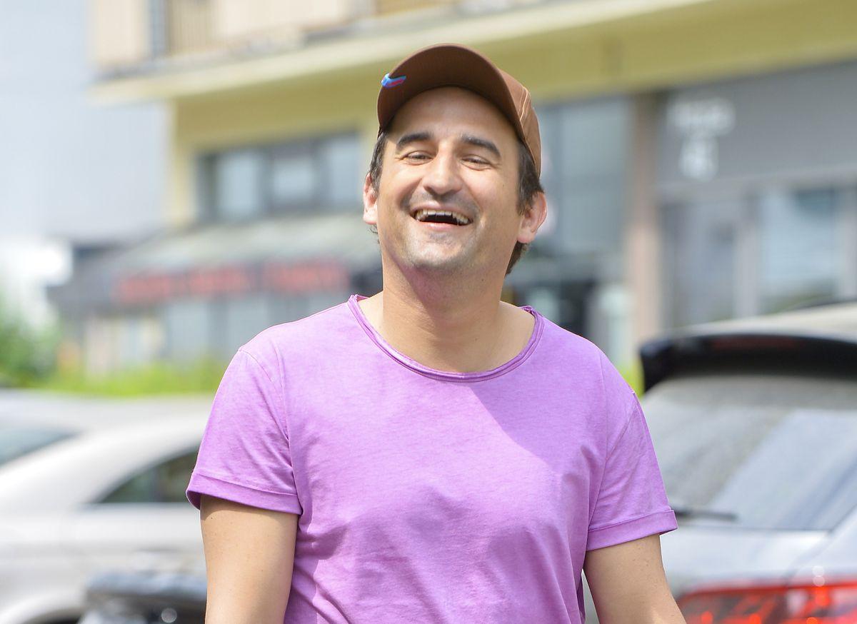Michał Koterski spotyka się z 23-letnią tancerką i aktorką