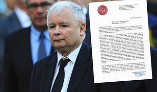 """Apelujemy do Pana"". Kaczyński dostał list ws. TVP"