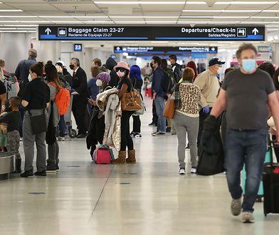 USA. Wielka bójka pasażerów na lotnisku w Miami