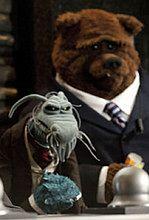 [wideo] ''Muppety'' parodiują ''Dziewczynę z tatuażem'' Davida Finchera