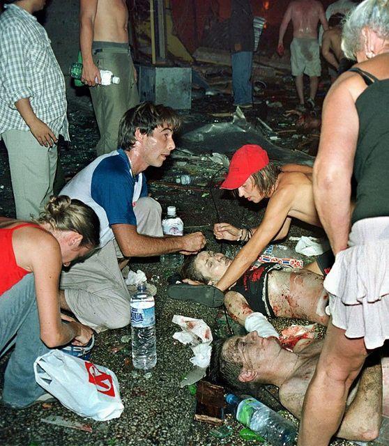 W ataku zginęło 202 ludzi