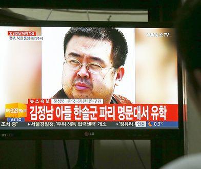 Kim Dzong Nama zabito na lotnisku w Malezji