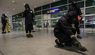 Służby badają lotnisko w Malezji 25 lutego