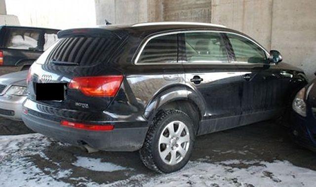 Potężna siatka złodziei luksusowych aut