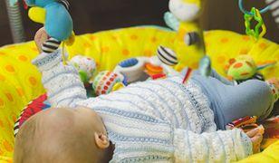 Zabawki interaktywne dla niemowląt