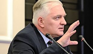 Czy Jarosław Gowin przeżyłby w Polsce za 1400 złotych miesięcznie?