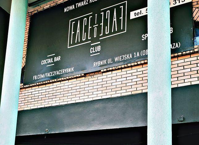 Śląskie. W Rybniku otwarto klub Face 2 Face. Policjanci spisali 139 osób.