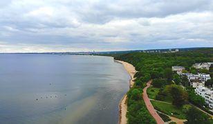 Gdynia. Detonacja miny morskiej. Zakaz wejścia na plaże w całym Trójmieście