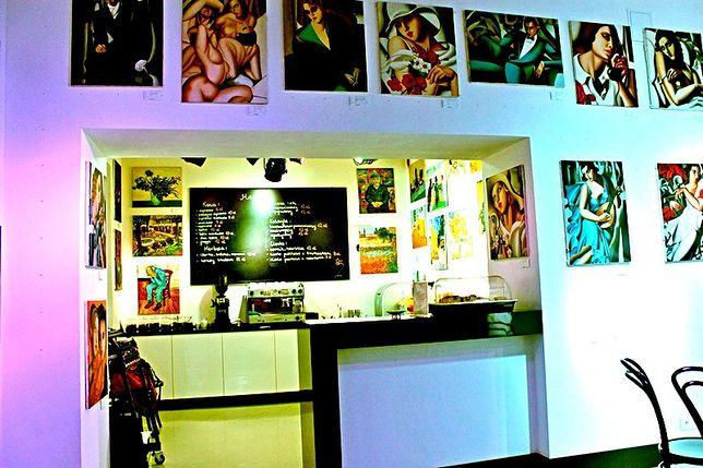 Nowe miejsca: Galeria i kawiarnia Zadra