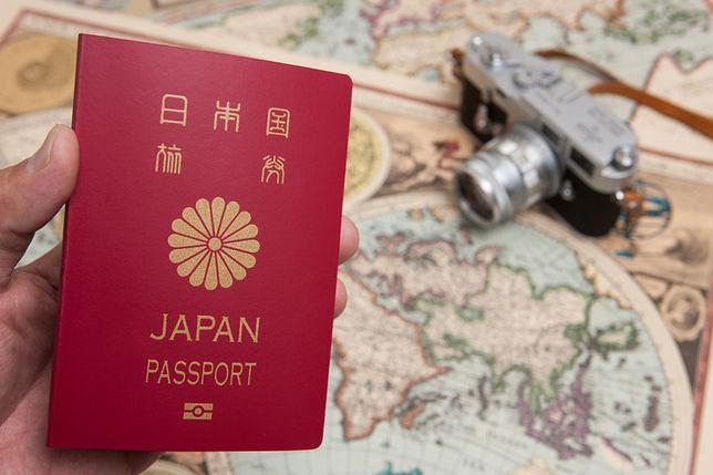 Najlepsze paszporty - miejsce 5.: Japonia, Austria i Singapur