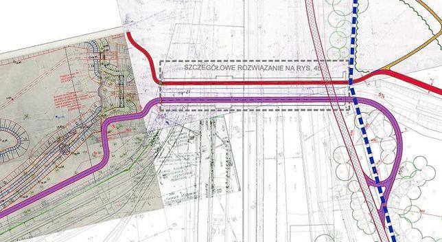 Powstanie tunel dla rowerzystów łączący dwie dzielnice