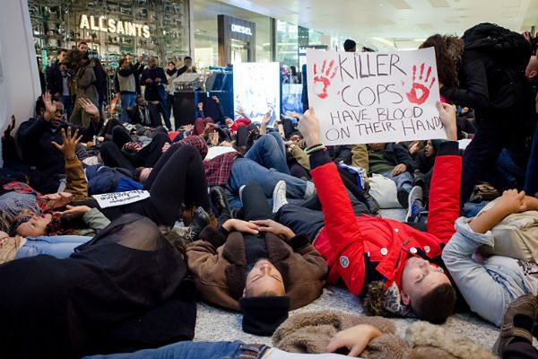 Demonstracja w Londynie