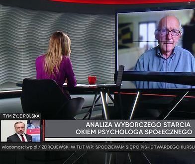Młodzi to sygnał ostrzegawczy dla PiS? Prof. Janusz Czapiński nie ma wątpliwości